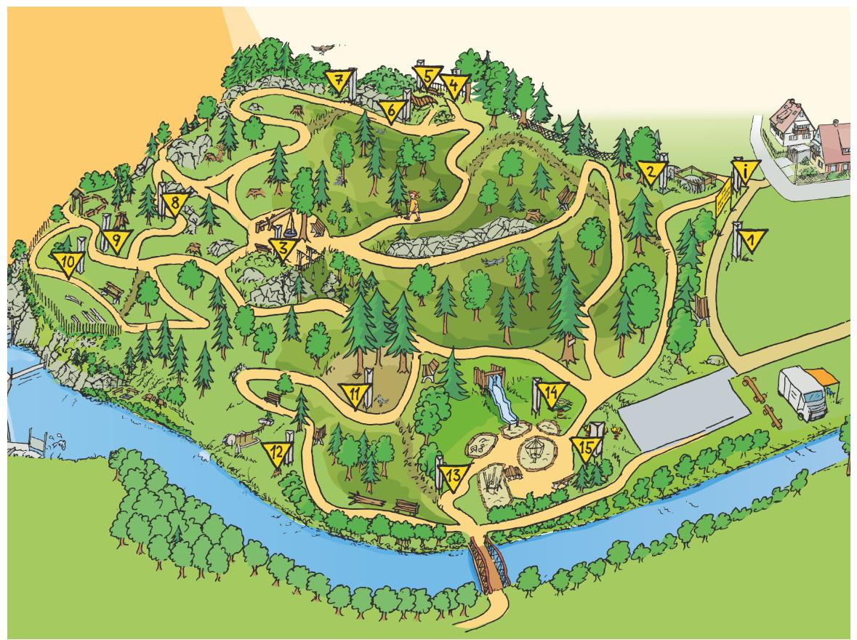 Der Energieerlebnispark Im Buchenbrand Waldchen Auflugsziele