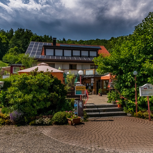 Cafe-Pension Goldmann -